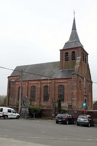 Les orgues de l'église Saint-Martin d'Ogy