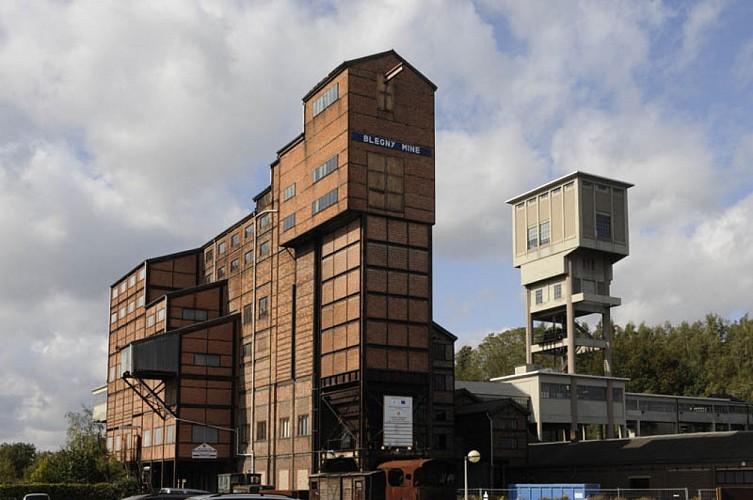 L'ancien charbonnage de Blegny