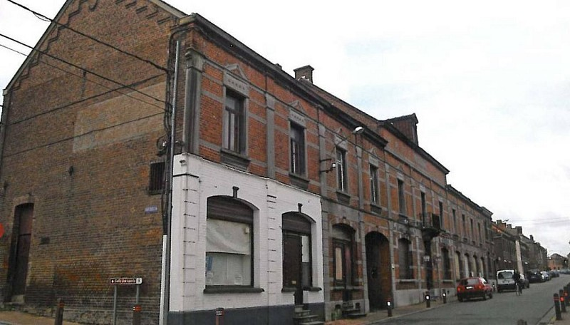 Het Maison du peuple van Élouges