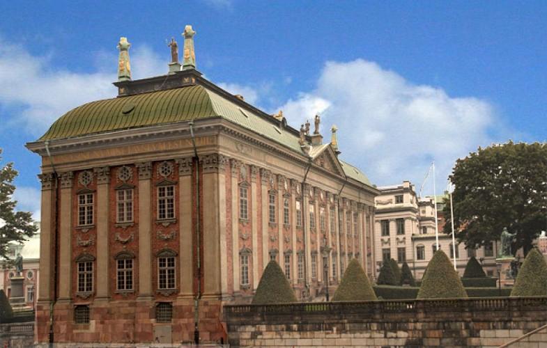 История шведского дворянства