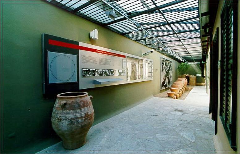 Institute of study of Greek Contemporary Ceramic Art