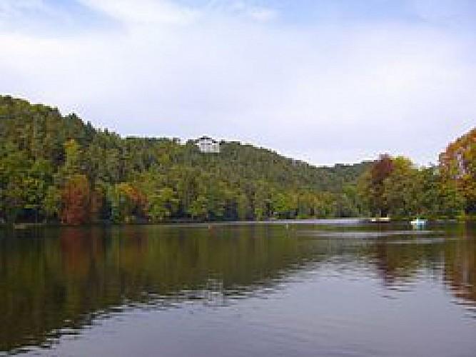 Lac de Warfaaz