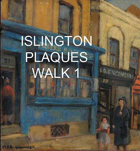 Islington Plaques Walk 1