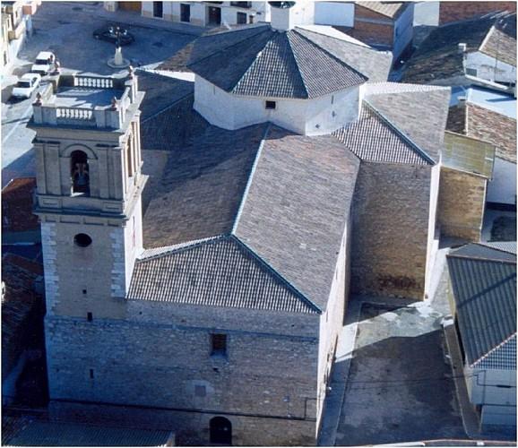 Iglesia de Nuestra Señora de la Asunción, s. XVIII
