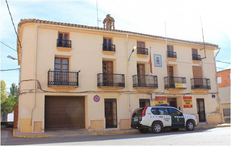 Casa Solariega - Antigua sede del Ayuntamiento