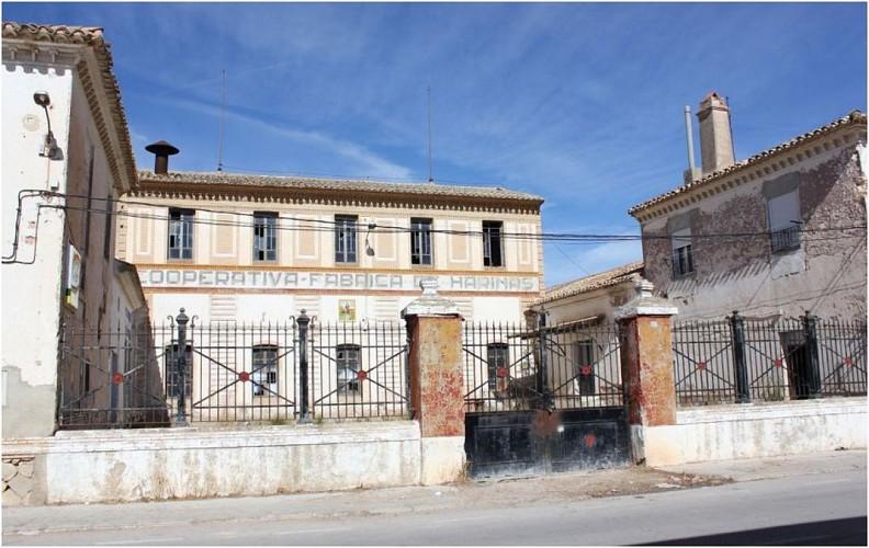 Fábrica de Harinas San Isidro Labrador