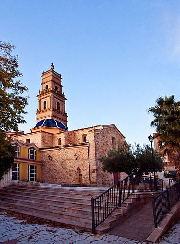Iglesia Parroquial Natividad de Nuestra Señora