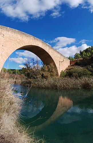 Puente de Vadocañas y Parque Natural de las Hoces del Cabriel