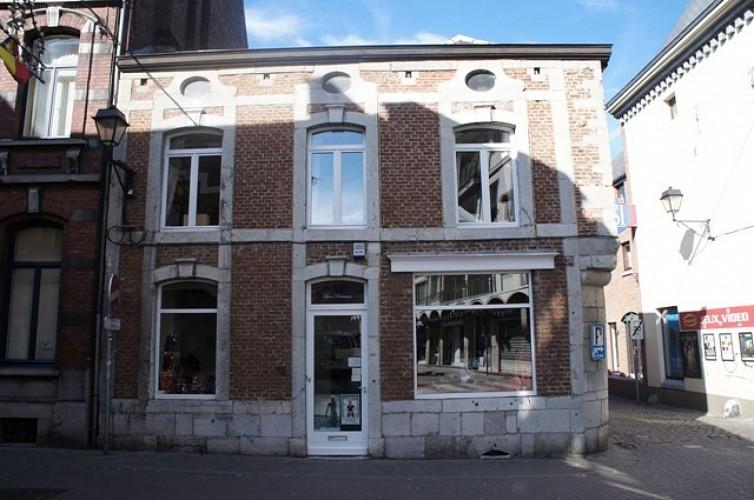 Huis, rue des Augustins, 15