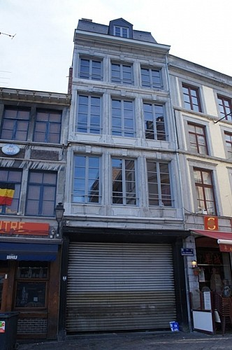 Immeuble, Grand-Place, 7