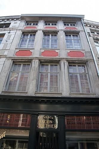 Building, 11 rue Griange