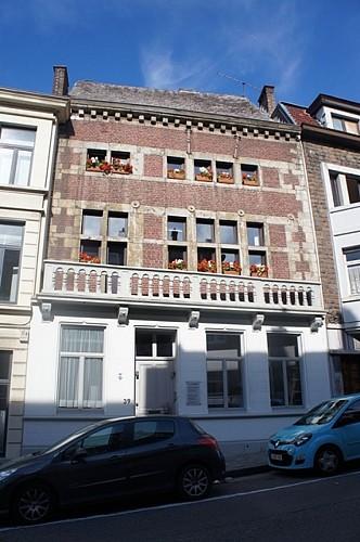 Huis, rue du Marché 39