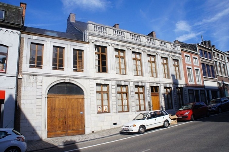 Maison, rue du Marché, 47
