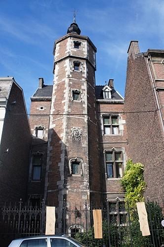 De toren van Oultremont