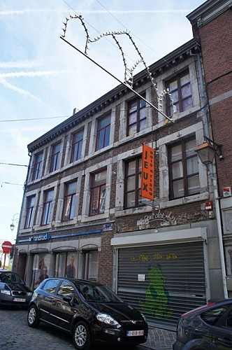 Woning, rue du Pont 26-28