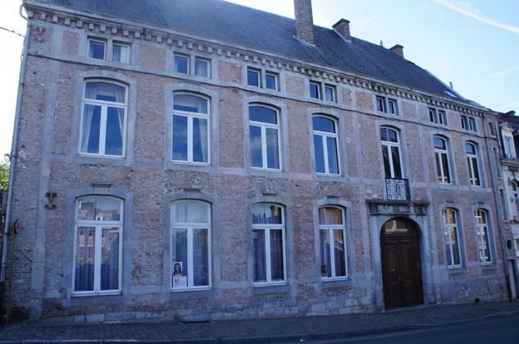 House, 4 place Saint-Denis