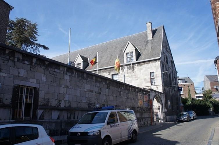 Das ehemalige Refugium der Abtei von Aulne