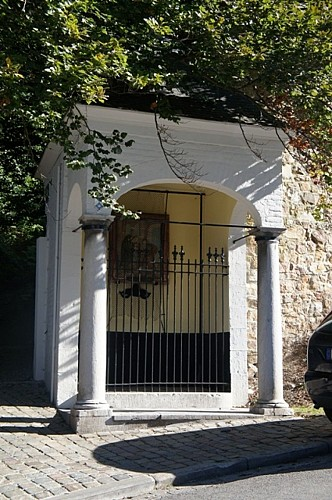The six chapels of La Sarte