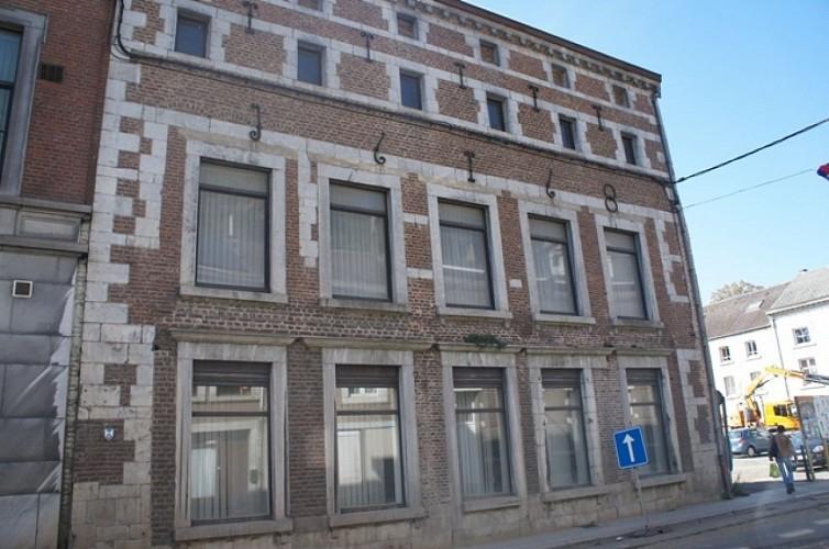 Haus, Rue René Dubois, 71-73