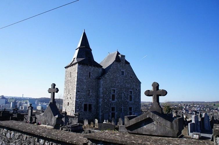 Die ehemalige Kirche Saint-Étienne-au-Mont de Statte