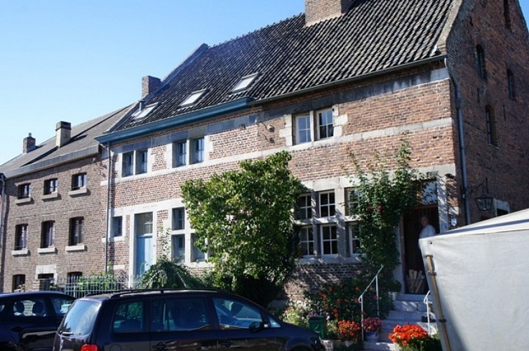 House, 135 rue du Marais, Tihange