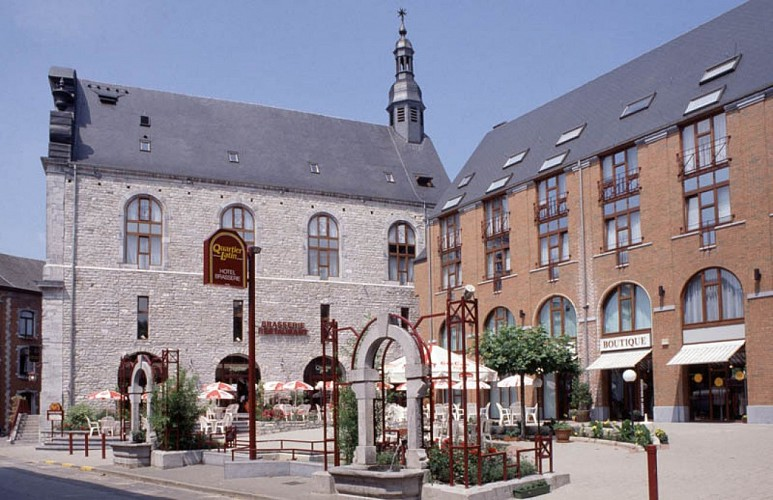 Casino, former Jesuit church