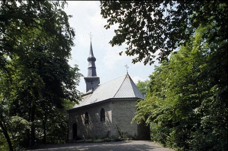 Die Kapelle Sainte-Trinité und die Ädikule des Monuments oder von Saint-Sépulcre
