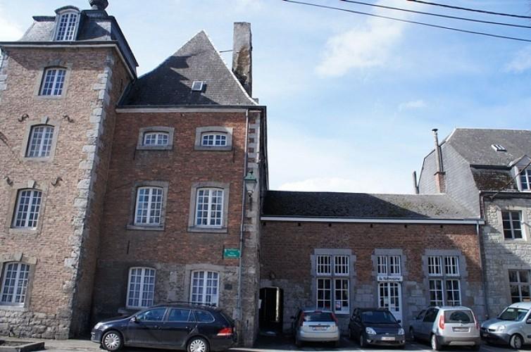 Het huis van de vicaris