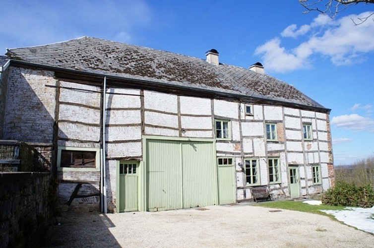 Lieux historiques - Maison, rue du Maquis, 6 - Marche-en ...