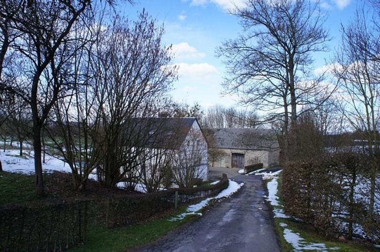 Bauernhof des Blancs Curés