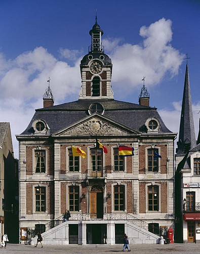 Het stadhuis