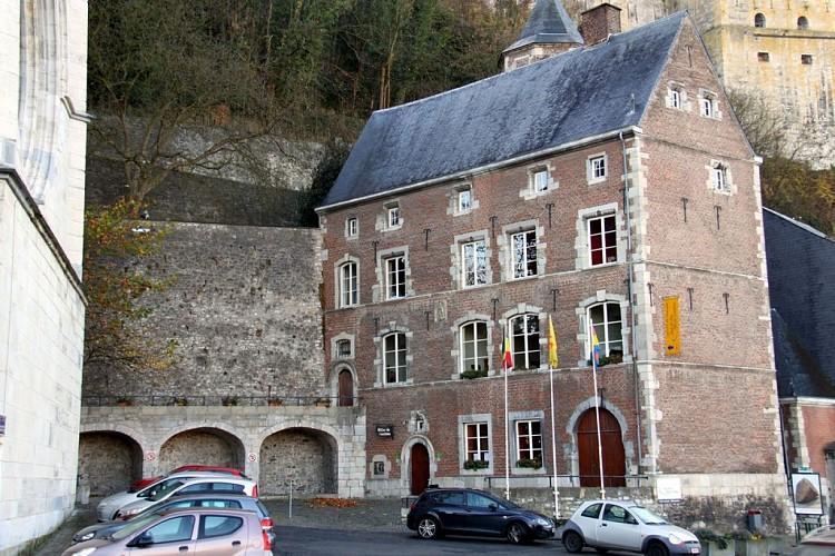 Het oude gasthuis van Oultremont