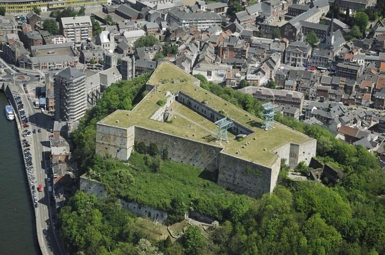 Het fort van Huy