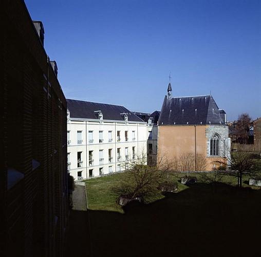 Grand Hospice or former hospice of Cantimpret