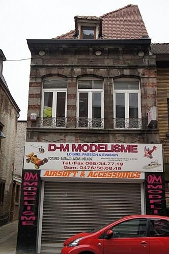 Huis, rue de Bertaimont 9
