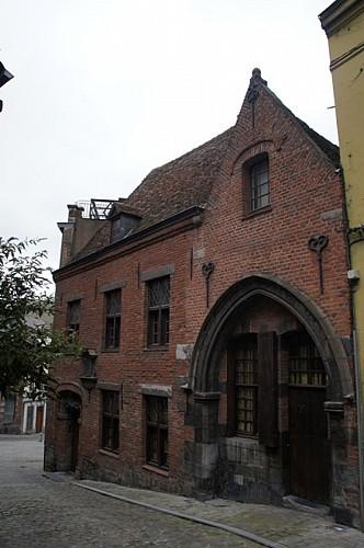 Maison, rue Cronque, 3