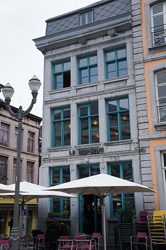 Immeuble, Grand-Place, 14