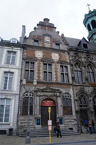 L'ancienne chapelle Saint-Georges