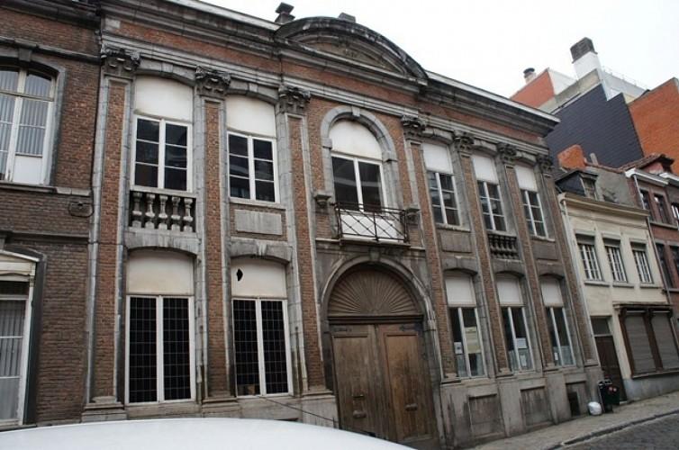 Immeuble, rue de la Grande Triperie, 42