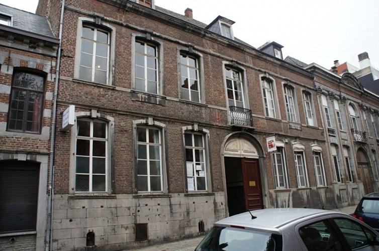 Hôtel de maître, rue de la Grande Triperie, 46