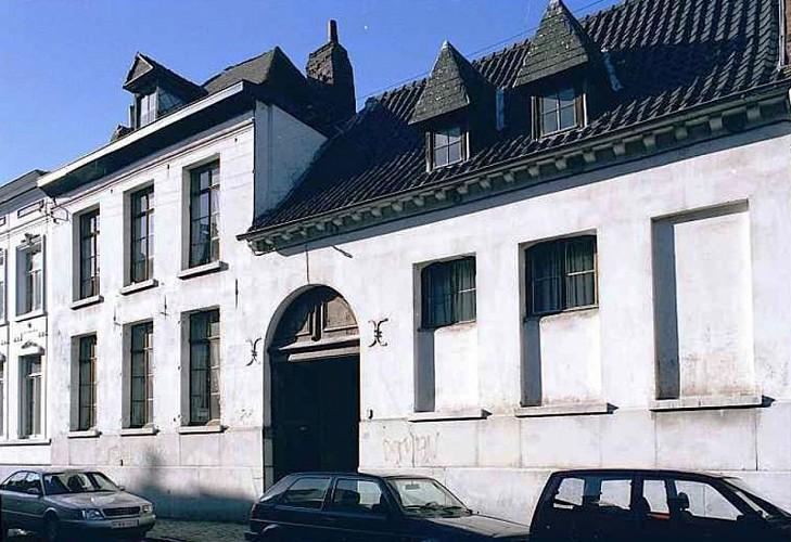 Hôtel de maître, rue des Groseilliers, 27