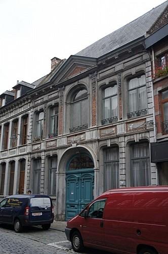 Immeuble, rue du Hautbois, 15