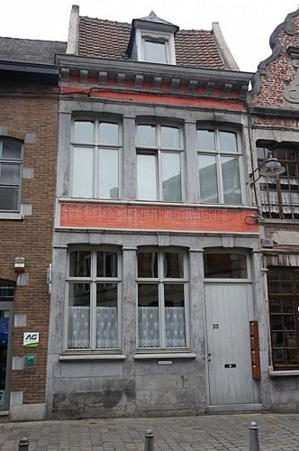 Immeuble, Rue du Hautbois, 33
