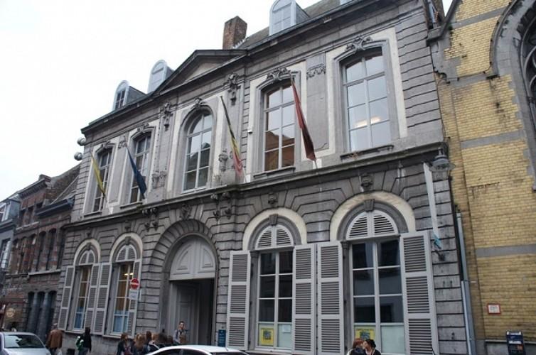 L'ancien refuge de l'abbaye de Bélian