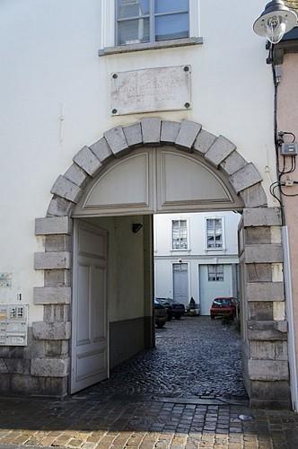L'ancien refuge de l'abbaye de Lobbes