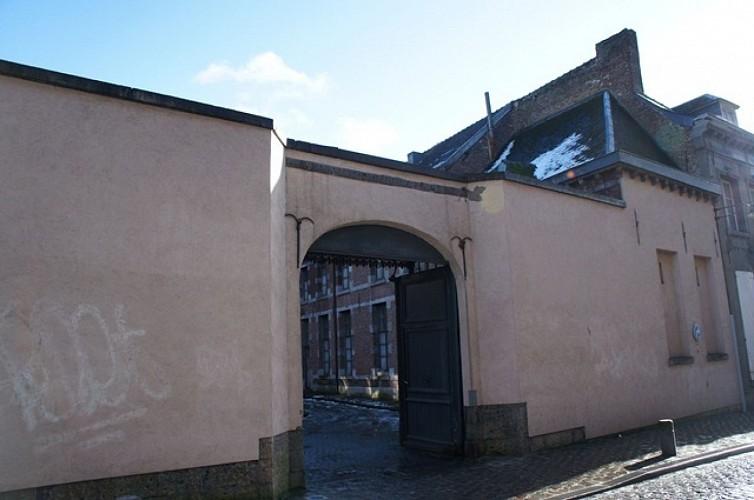 L'ancien refuge des chevaliers de Saint-Antoine-en-Barbefosse