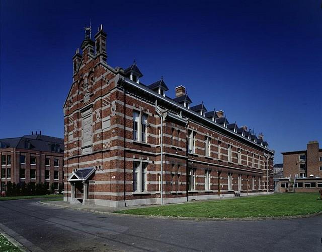 L'hospice Glépin de la Bonne Maison de Bouzanton