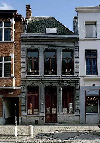 Maison, rue de Nimy, 8