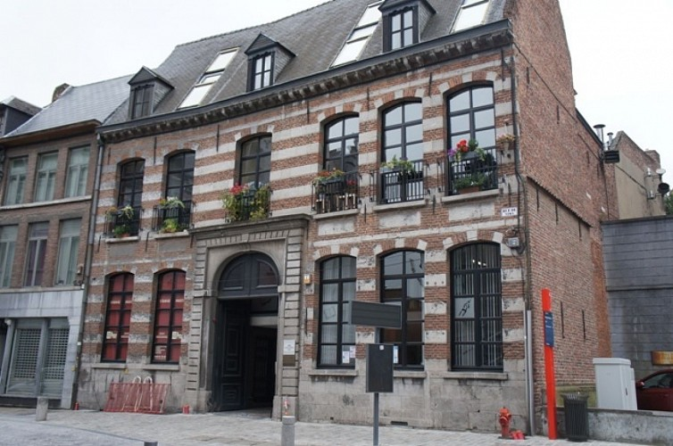 Maison, rue de Nimy, 31