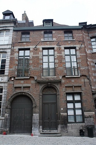 Maison, rue de Nimy, 51